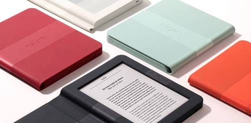 Bookeen and Carrefour Launch a New Nolim eReader e-Reading Hardware