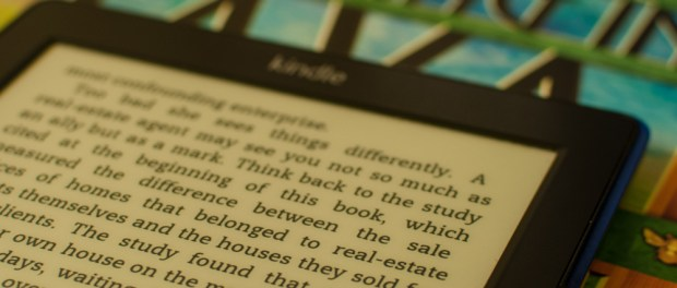 Kindle Users Have Three More Days to Use Their Apple eBook Credit Amazon Antitrust Apple