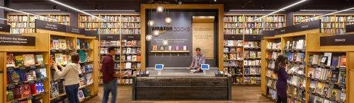 Amazon to Open Bookstore Outside of Boise, Idaho Amazon Bookstore