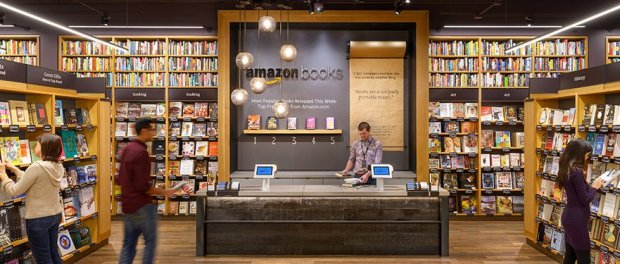 Amazon Books Stores to Participate in Prime Day Amazon Bookstore