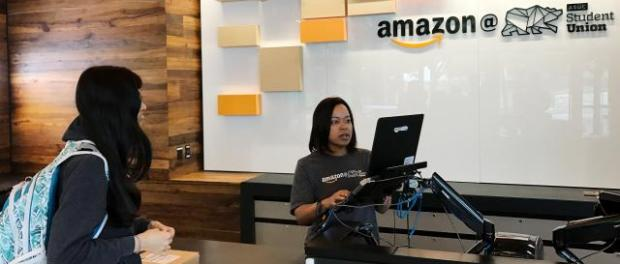Amazon Reinvents the Corner Store (Time to Sell Your B&N Edu, CVS, and Walgreen's Stock) Amazon
