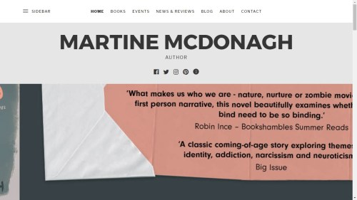 Martine McDonaugh Uncategorized