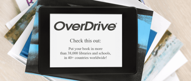 Draft2Digital Now Distributes to Overdrive Library eBooks Overdrive Self-Pub