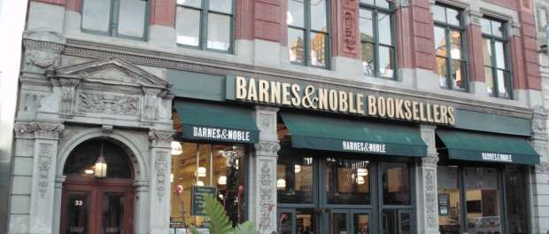 It looks Like B&N Has Thrown in the Towel on the Nook Barnes & Noble