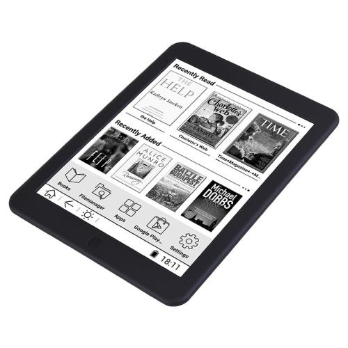 "Boyue Likebook Plus 7.8"" Android eReader Now on BangGood e-Reading Hardware"