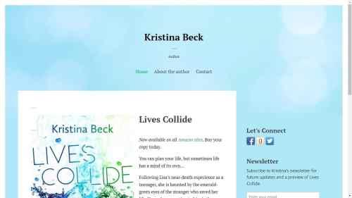 KristinaBeck.com Uncategorized