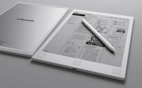 Remarkable E-ink Writing Slate Reviews - Great Tablet, But Not Ready for Prime Time e-Reading Hardware Link Post Reviews