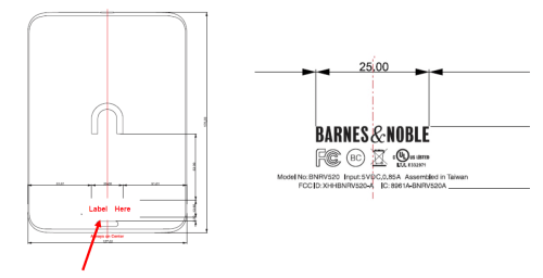 New Nook Clears the FCC Barnes & Noble e-Reading Hardware