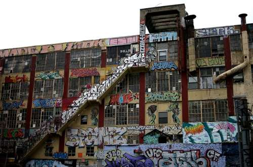 Graffiti Artists Triumph Over NY Developer Who Destroyed Their Work Intellectual Property Lawsuit
