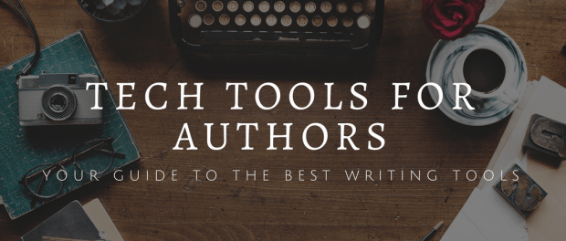 Tech Tools for Authors #1 Self-Pub