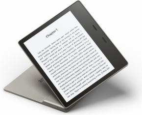 Kindle Firmware Update 5.9.2.0.1 Adds Audible Support, and Lets You Disable the Touchscreen on the Kindle Oasis 2 e-Reading Hardware e-Reading Software Kindle