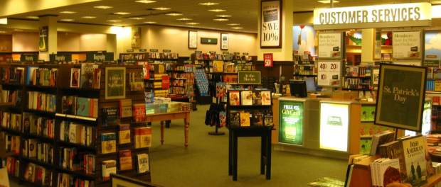 As One B&N Store is Pardoned, Another Gets the Axe Barnes & Noble