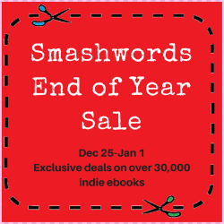 Smashwords is Holding an End of Year Sale Self-Pub