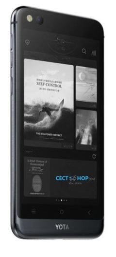 Yotaphone 3 Now Available in Germany for $728 e-Reading Hardware