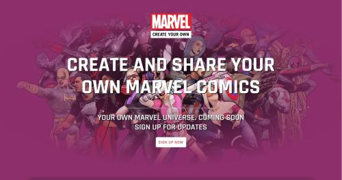 Marvel's New Fan-Made Comics Platform Comes with Terms That Would Ban Most Marvel Titles Comics & Digital Comics Self-Pub