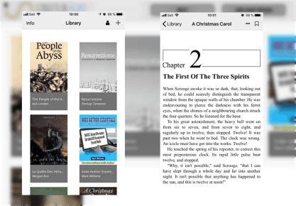 StreetLib Releases eBook App for iOS, Android, and the Web e-Reading Software
