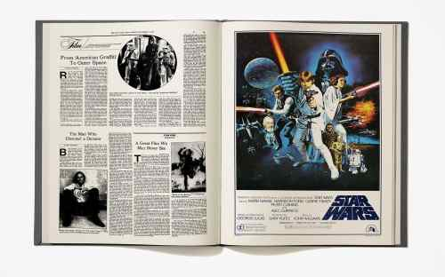 NYTimes's New Book Brings the History of Star Wars to Your Coffee Table Uncategorized