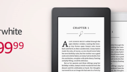 Amazon Starts Black Friday Early, Puts Kindles on Sale at up