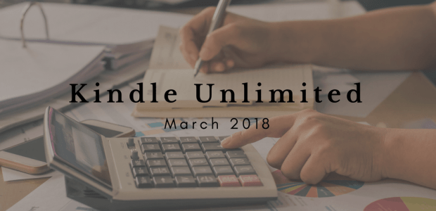 Kindle Unlimited Per-Page Rate Dips in March 2018 as the Funding Pool Increases ebook sales Kindle (platform) Streaming eBooks