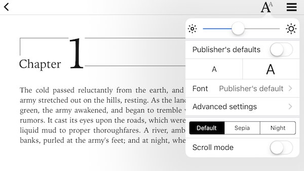 Readium-Based EPub3 Apps Released for Android, iOS e-Reading Software