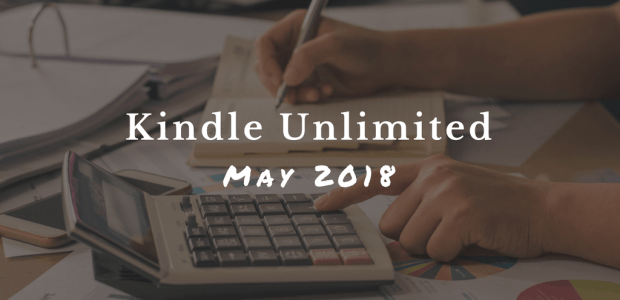 Kindle Unlimited Funding Pool Rose in May 2018 ebook sales Kindle Streaming eBooks