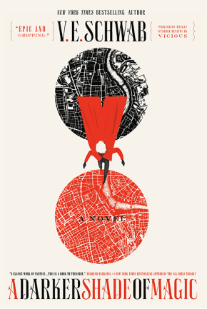 "Free eBook: ""A Darker Shade of Magic"" by V E Schwab Freebies"