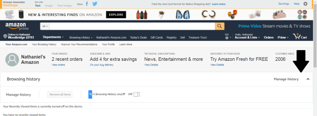 Six Default Amazon Security Settings You Can Change for More Privacy Amazon
