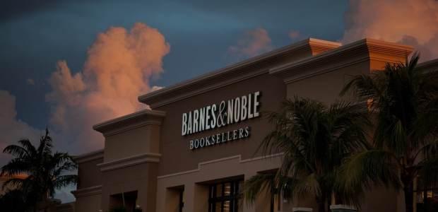 Shelf Awareness Launches B&N CEO Hunt Barnes & Noble humor
