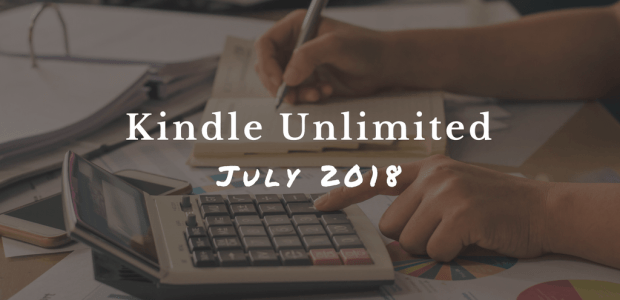 Kindle Unlimited Funding Pool Grew in July 2018 While the Per-Page Rate Fell ebook sales Kindle (platform)