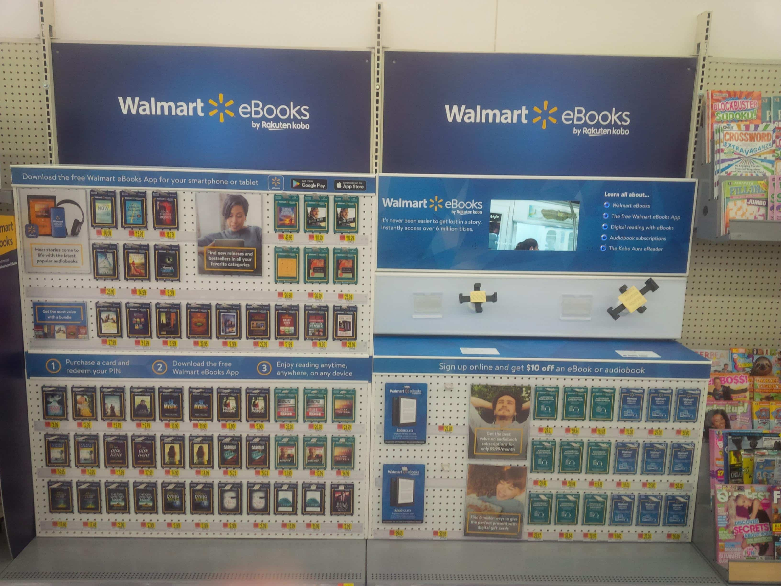 Walmart's eBookstore is Launching Today | The Digital Reader