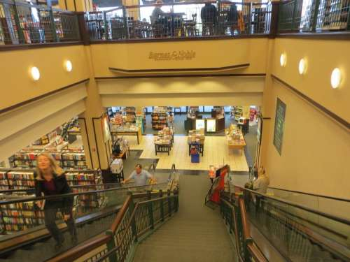Barnes & Noble Revenues Down 6.9% in 1Q2019 Barnes & Noble