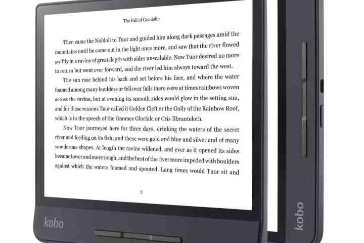 Kobo Archives | The Digital Reader