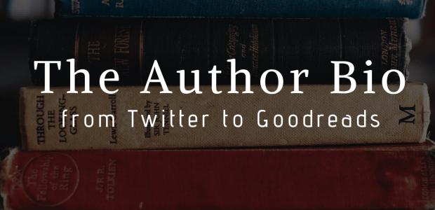 The Four Bios Every Author Needs Self-Pub