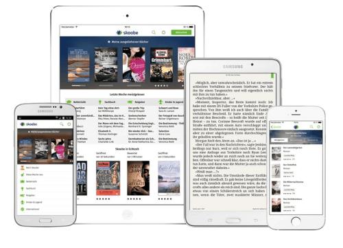 Thalia Buys 50% Stake in Skoobe Bookstore Streaming eBooks