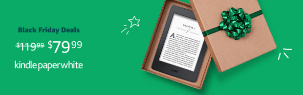 Amazon's Black Friday Sales Begin Today - Here's What's Good e-Reading Hardware Fire Kindle