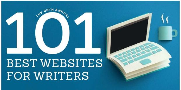 Will you Nominate me for the Writer's Digest Best Websites for Writers List? blog maintenance