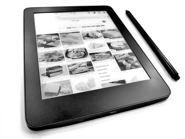 "Mobiscribe 6.8"" E-ink Notepad is Fully Funded on Indiegogo e-Reading Hardware"