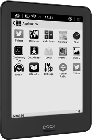 "Onyx Boox Poke 6"" Android eReader Now Available for $149 e-Reading Hardware"