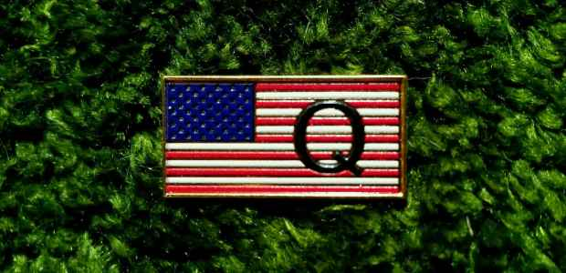 QAnon Conspiracy Book is Climbing the Charts on Amazon Amazon