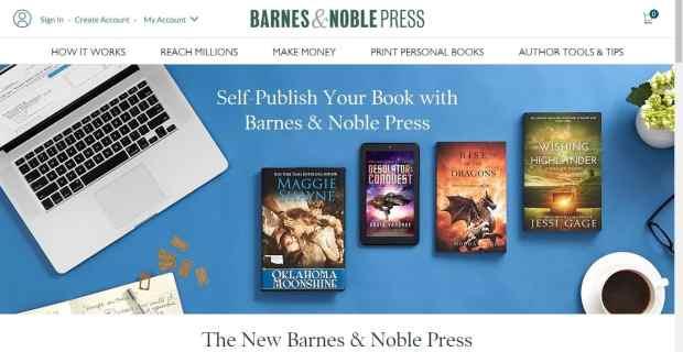 B&N Press Now Offers eBook Coupon Codes Barnes & Noble POD Self-Pub