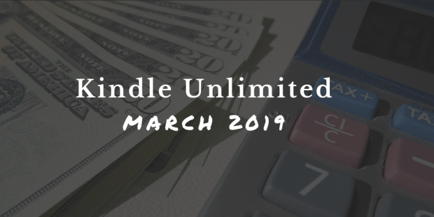 Kindle Unlimited Funding Pool Rose in March 2019 While the Per-Page Rate Fell ebook sales