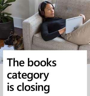 Microsoft is Closing Its eBookstore (Again) eBookstore Microsoft