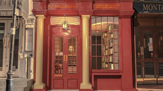 "Omen All Day: Amazon to Launch a Pop-Up ""Good Omens""-Themed Bookstore in London Amazon"