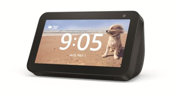 "Amazon's Echo Show 5 is a Web Appliance with a 5.5"" Screen, Costs $89 e-Reading Hardware"