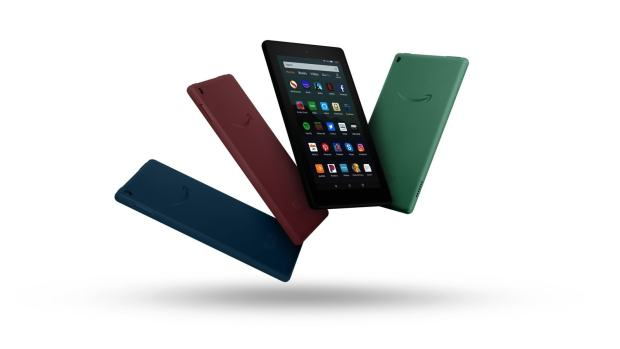 New Kindle Fire Tablet Has a Faster CPU, Twice the Storage e-Reading Hardware Fire