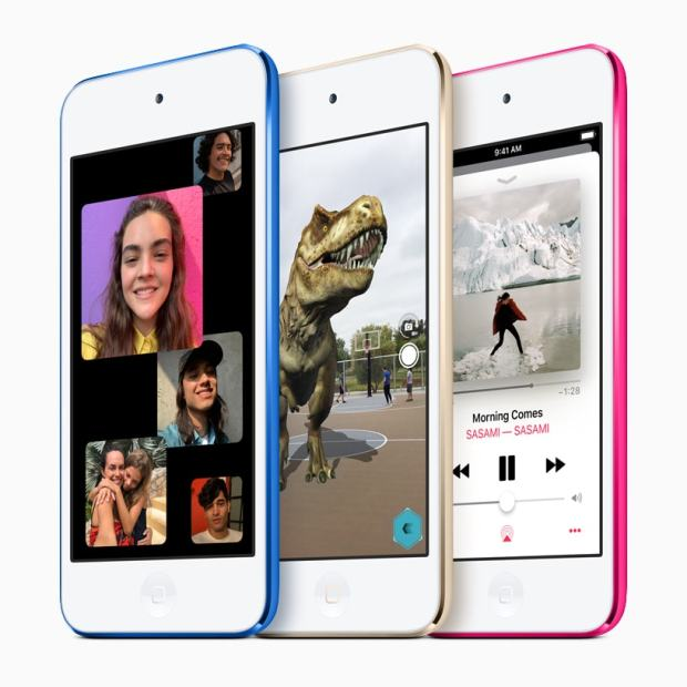 """Apple Refreshes the iPod Touch, Keeps the Same Tiny-Ass 4"""" Screen e-Reading Hardware"""