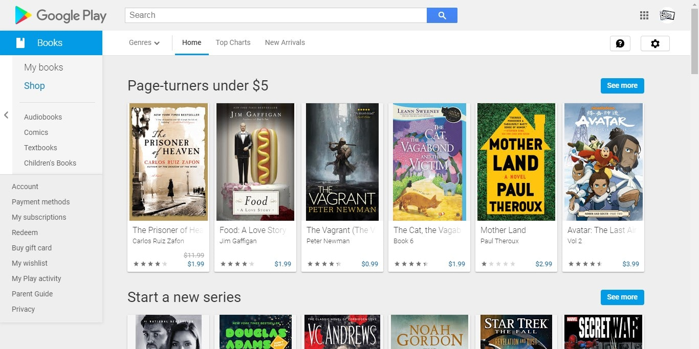 Google Play Books is Cutting Out the Middleman, Now Wants a Direct Relationship with Authors and Publishers
