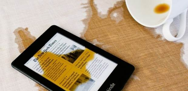 Waterfi Has Shut Down e-Reading Hardware