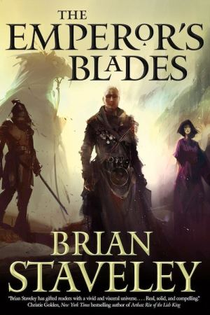 """Brian Staveley's """"The Emperor's Blades"""" is Tor.com's Free eBook of the Month Freebies"""