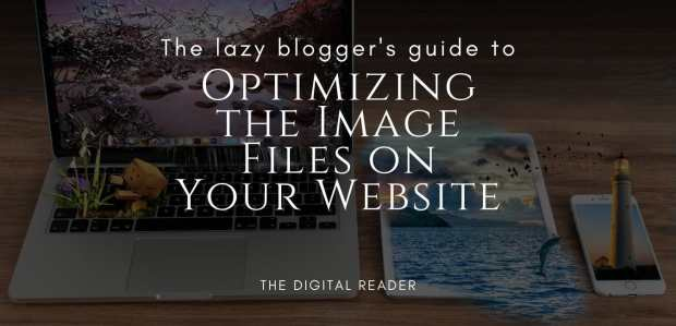 How to Resize/Fix the Image Files on Your Author Website blog maintenance